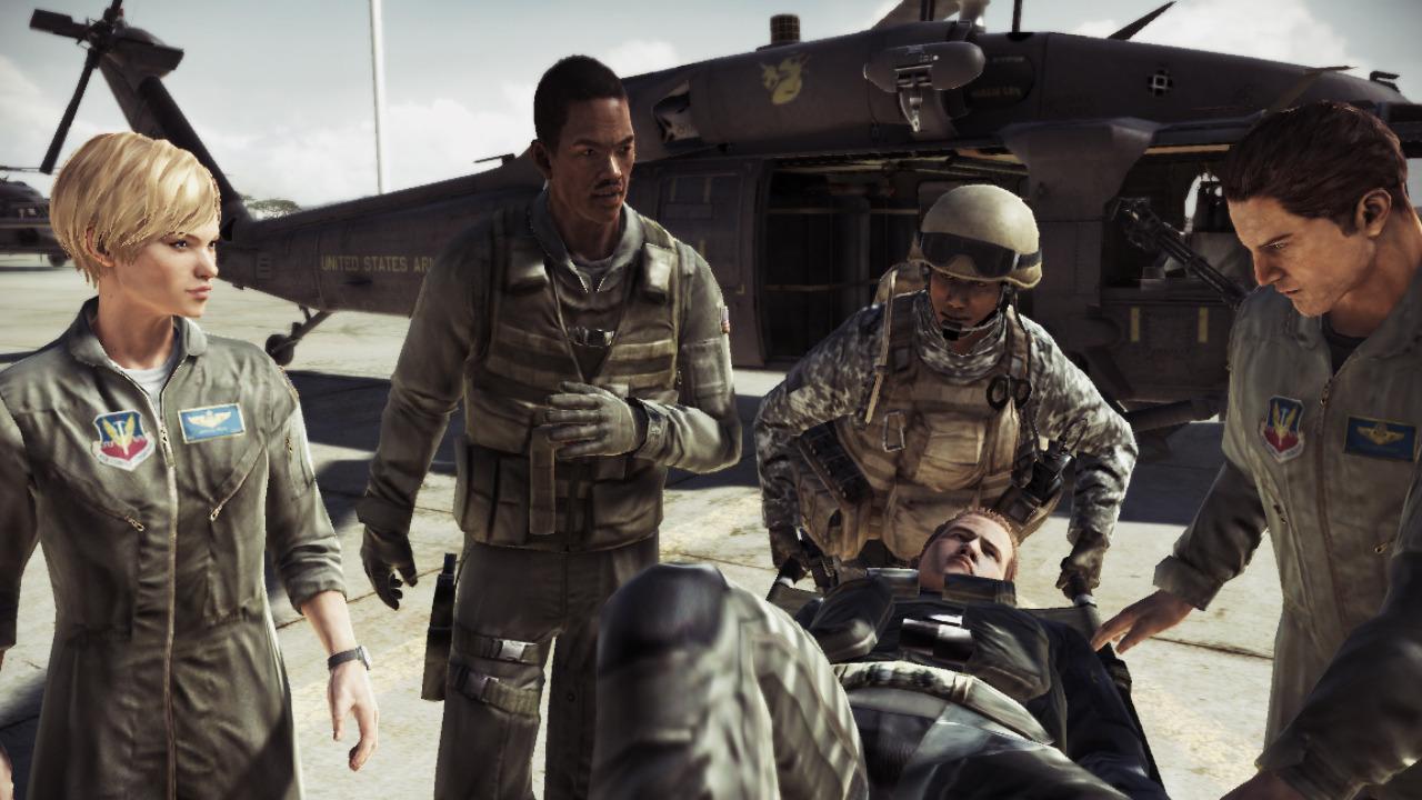 Ace Combat: Assault Horizon – oceloví andělé 44020