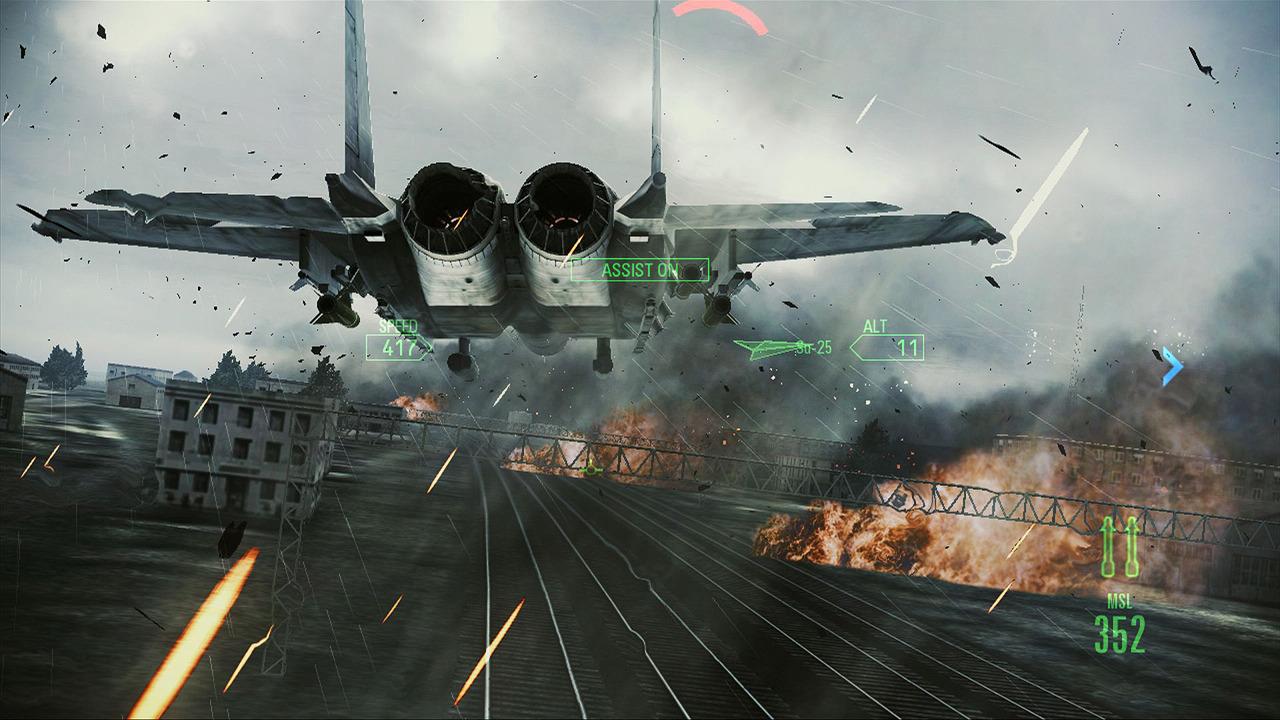 Ace Combat: Assault Horizon – oceloví andělé 44026