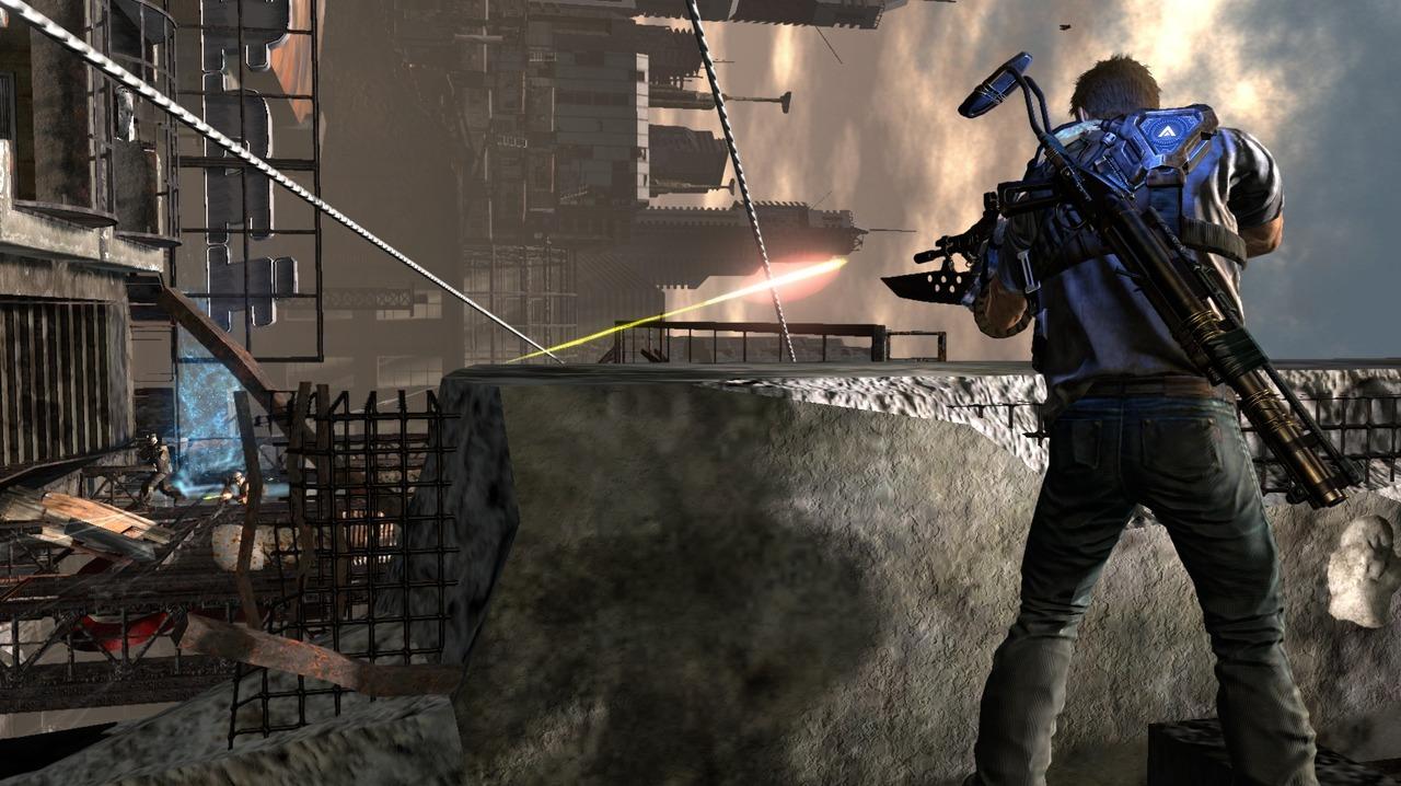 E3 2011: Jak se hraje multiplayer Inversion? 44081
