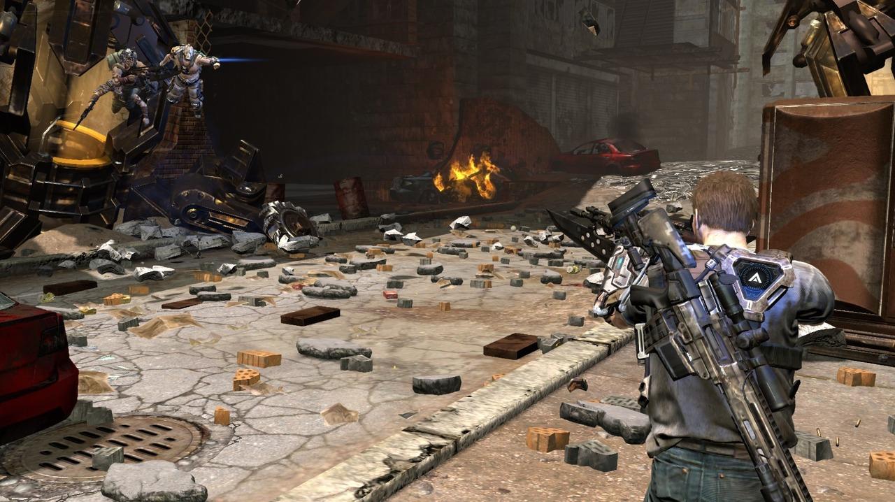 E3 2011: Jak se hraje multiplayer Inversion? 44083