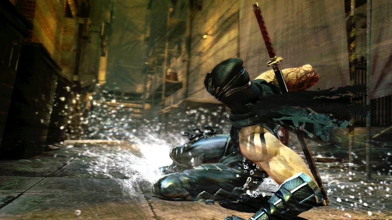 Ninja Gaiden 3 to hráčům nehodlá ulehčovat 44097