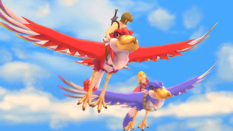 Legend of Zelda: Skyward Sword 44164