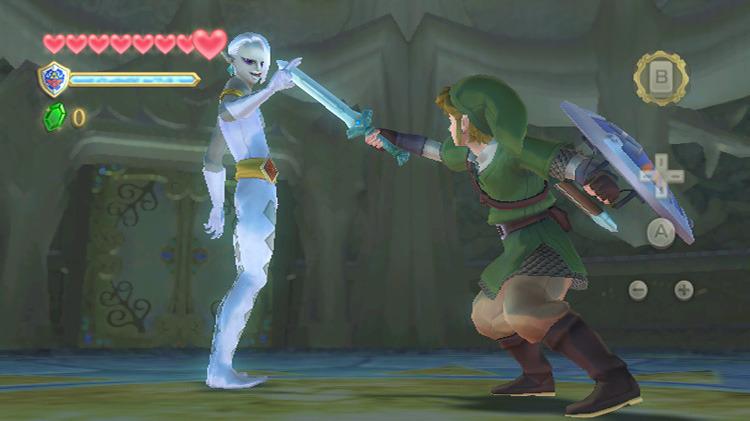 Legend of Zelda: Skyward Sword 44165