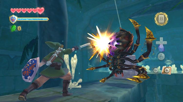 Legend of Zelda: Skyward Sword 44167