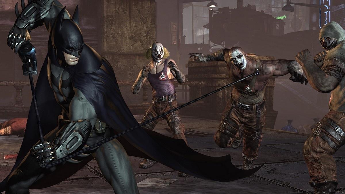 Batman: Arkham City – souboje, Mr. Freeze a příběh 44181