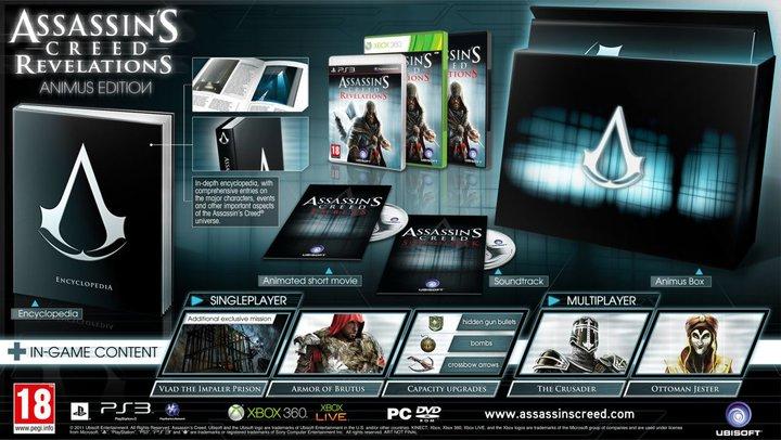 E3 2011: Revelations s ještě jednou edicí 44267