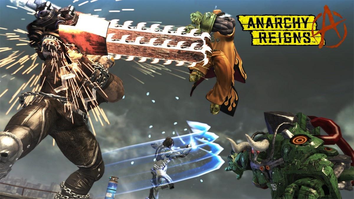 E3 2011: Chaotický trailer z Anarchy Reigns 44308