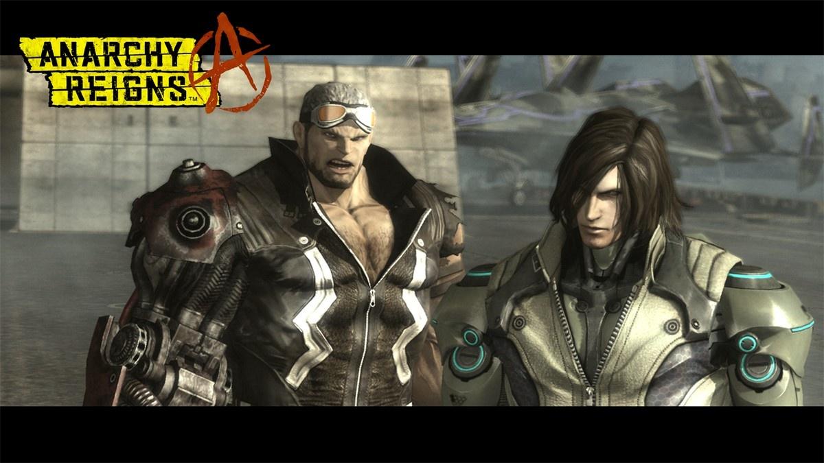 E3 2011: Chaotický trailer z Anarchy Reigns 44310