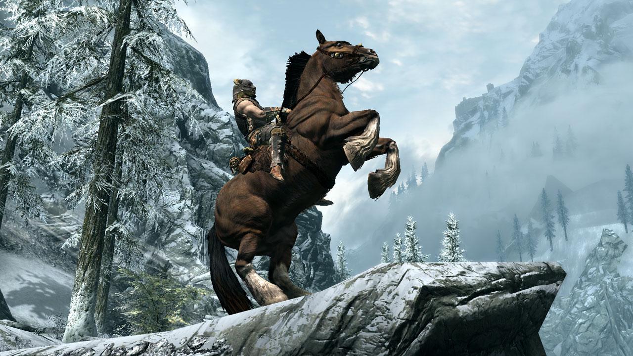 Elder Scrolls V: Skyrim bez demoverze 44343