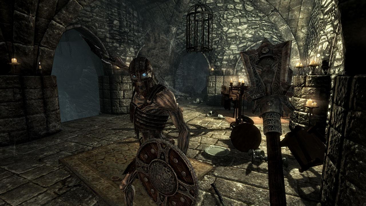 E3 2011 Galerie: Elder Scrolls V: Skyrim 44348