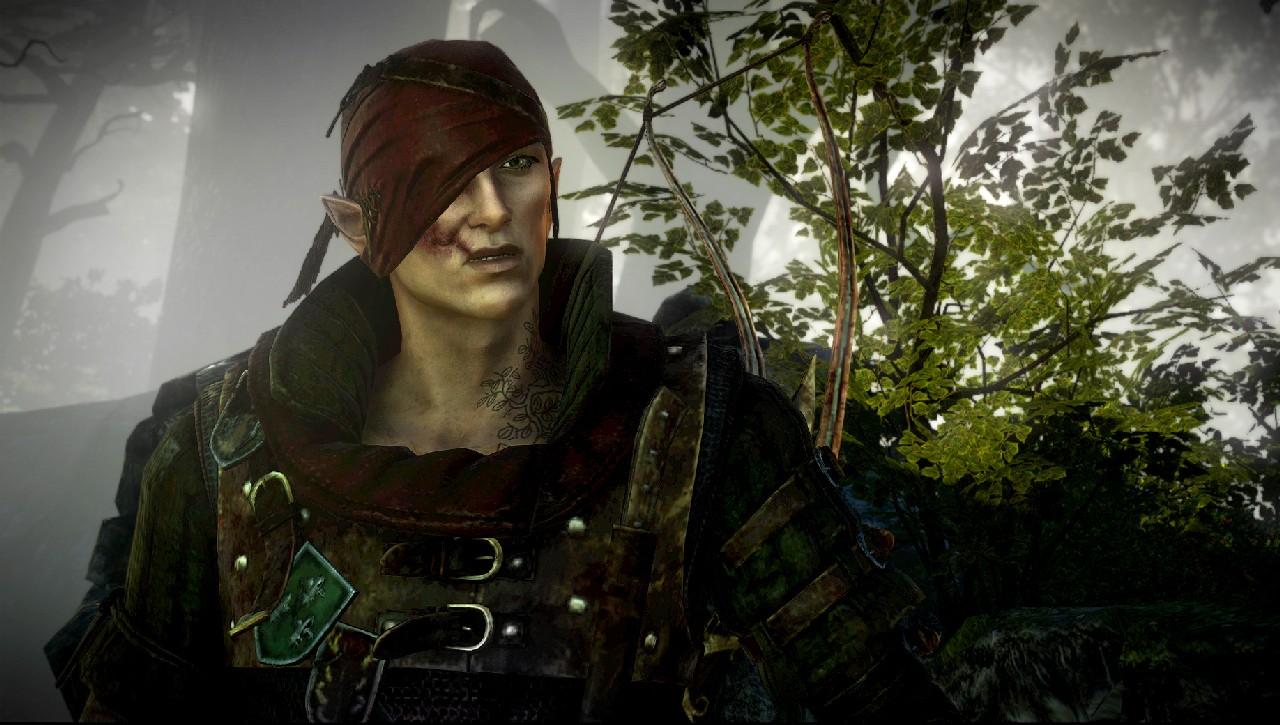 E3 2011: Obrázky z X360 verze Zaklínače 2 44354
