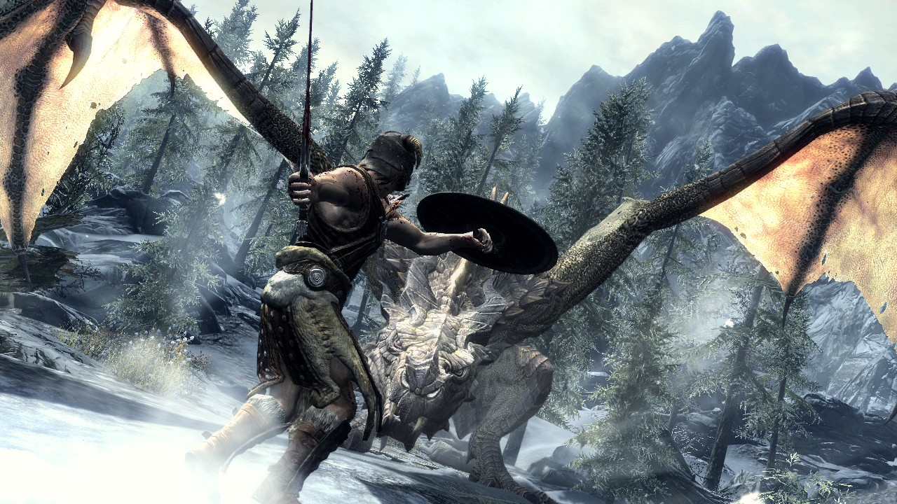 Elder Scrolls V: Skyrim bez demoverze 44386