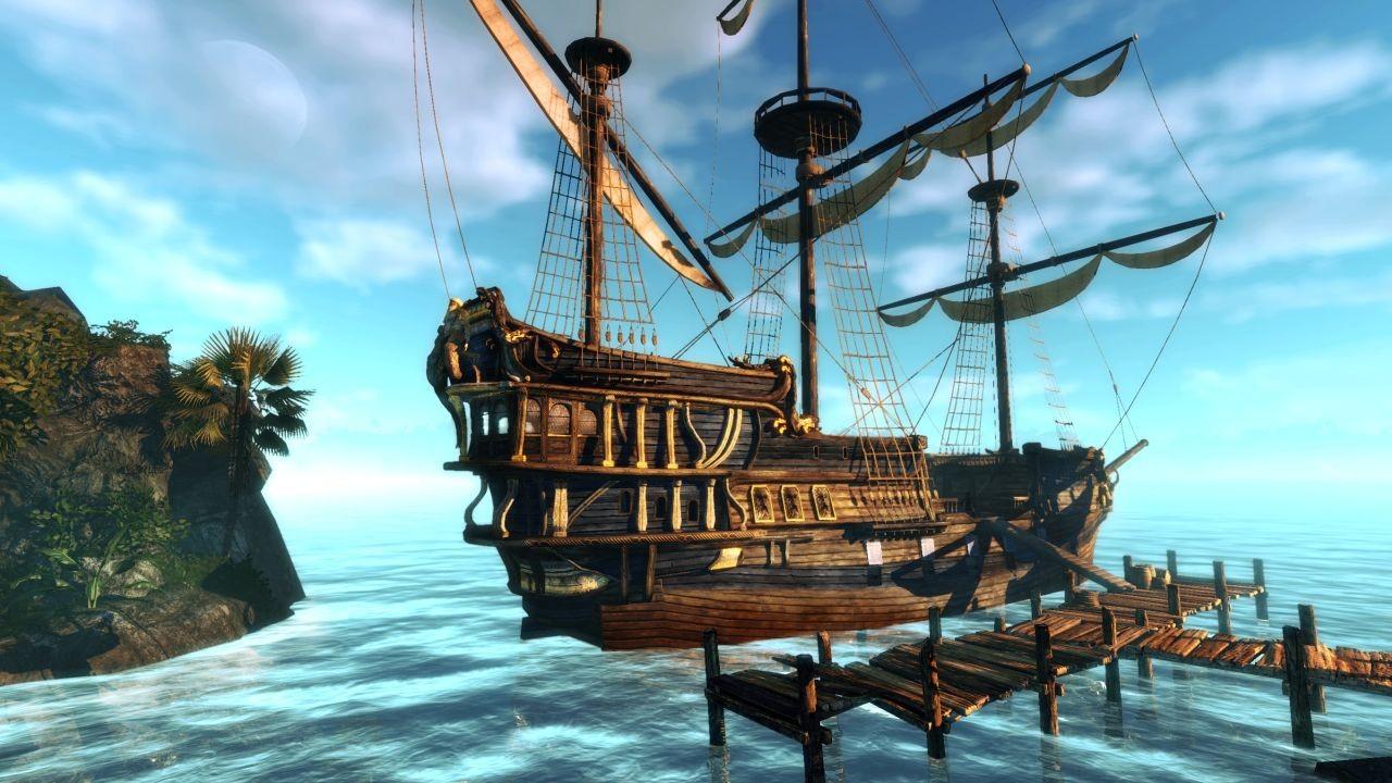 Risen 2 bude chránit Steam 44401