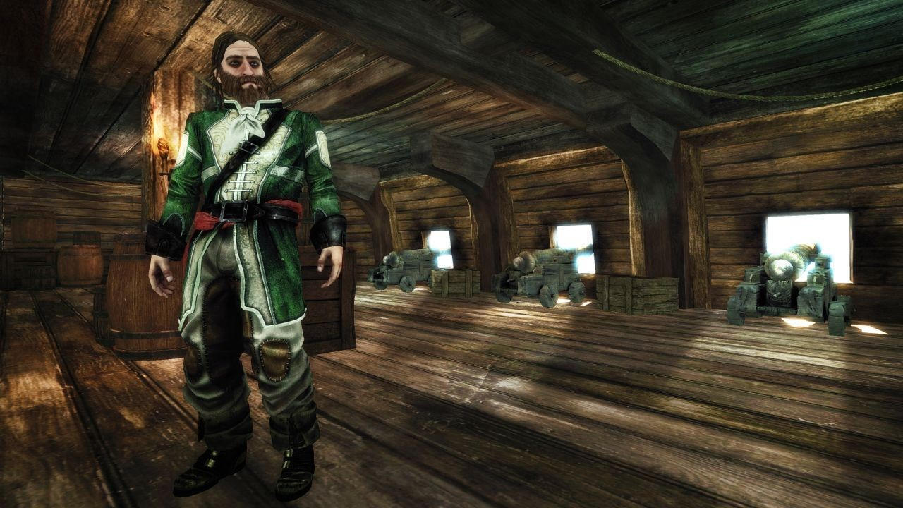 E3 2011 Galerie: Pirátské Risen 2 44405