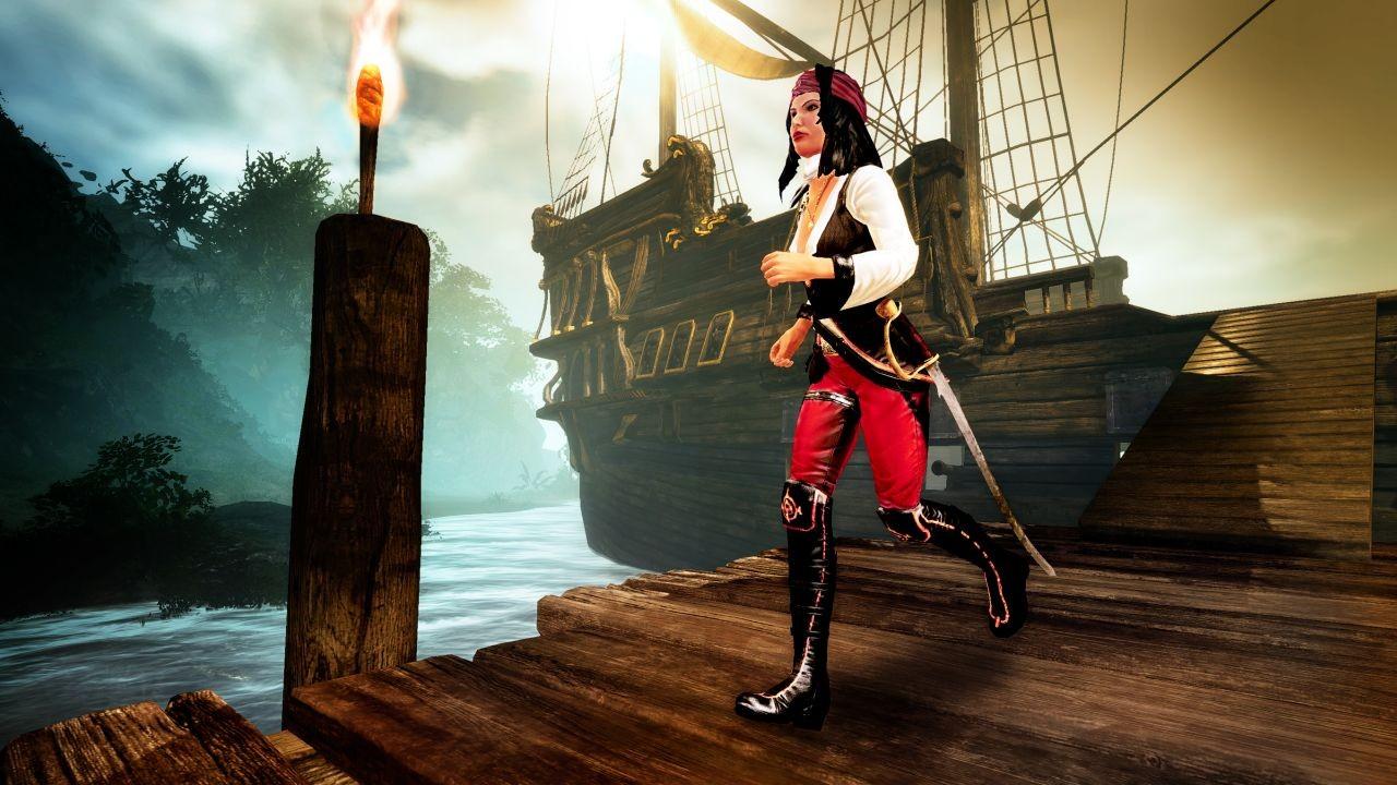 E3 2011 Galerie: Pirátské Risen 2 44406