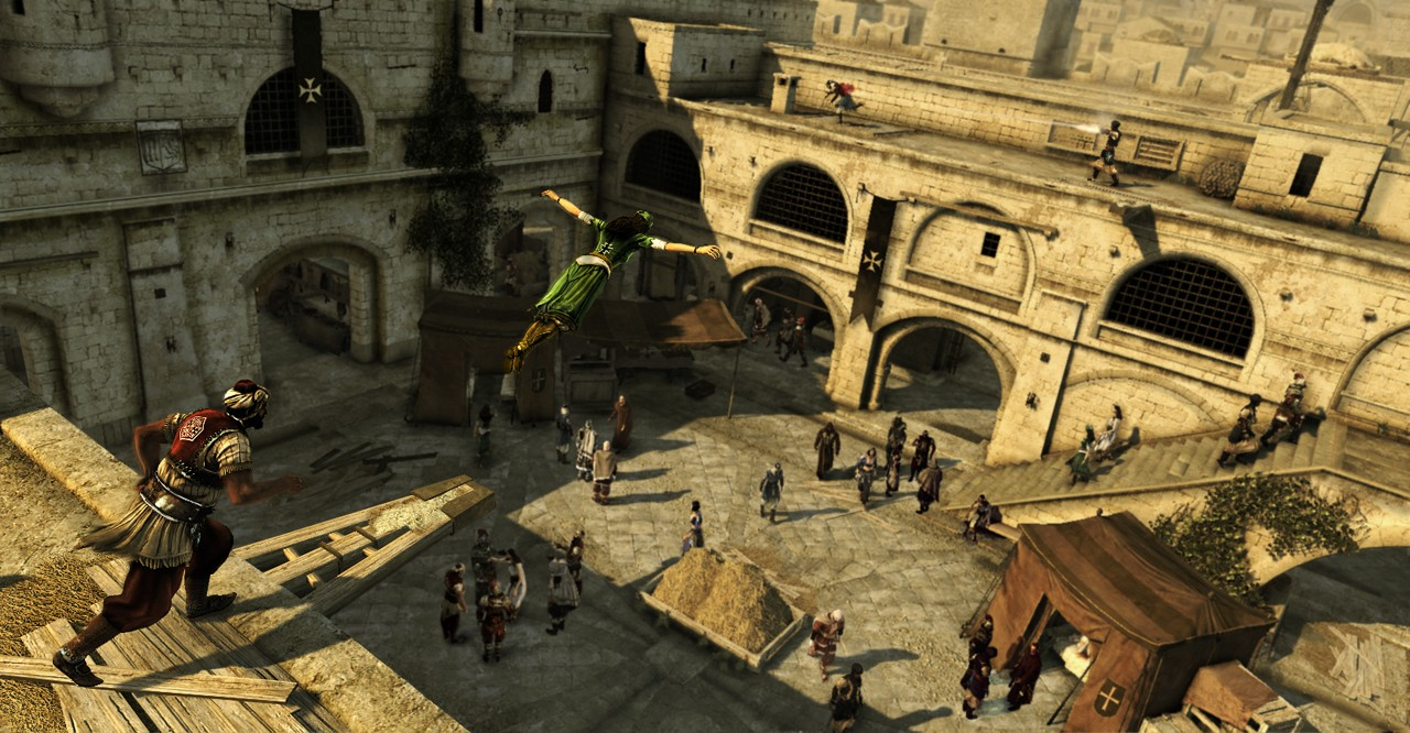 Assassin's Creed: Revelations - pohled na multiplayer 44437