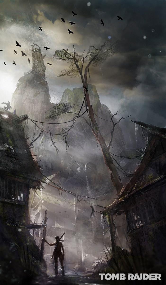 E3 2011: Obrázky z Tomb Raider 44440