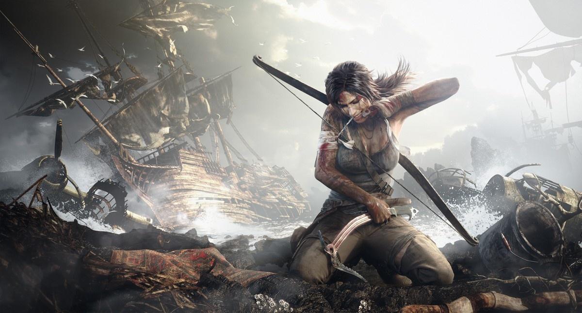 E3 2011: Obrázky z Tomb Raider 44441