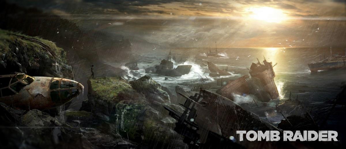 E3 2011: Obrázky z Tomb Raider 44442