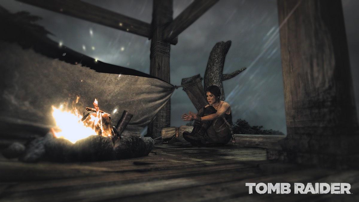 E3 2011: Obrázky z Tomb Raider 44443
