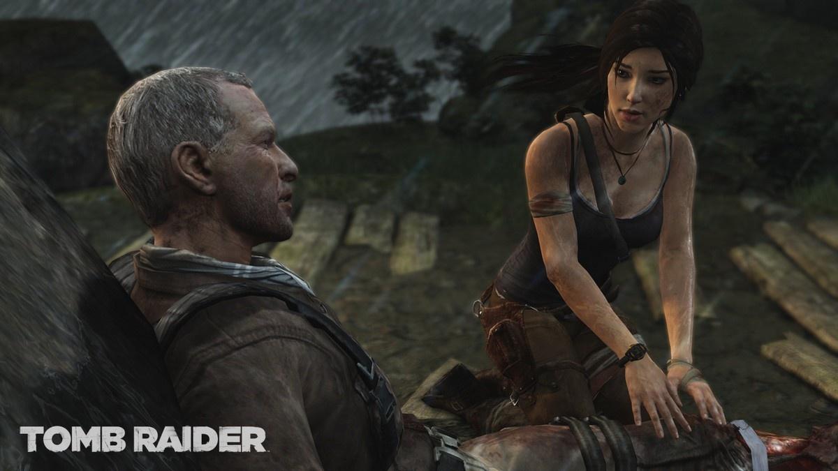E3 2011: Obrázky z Tomb Raider 44445