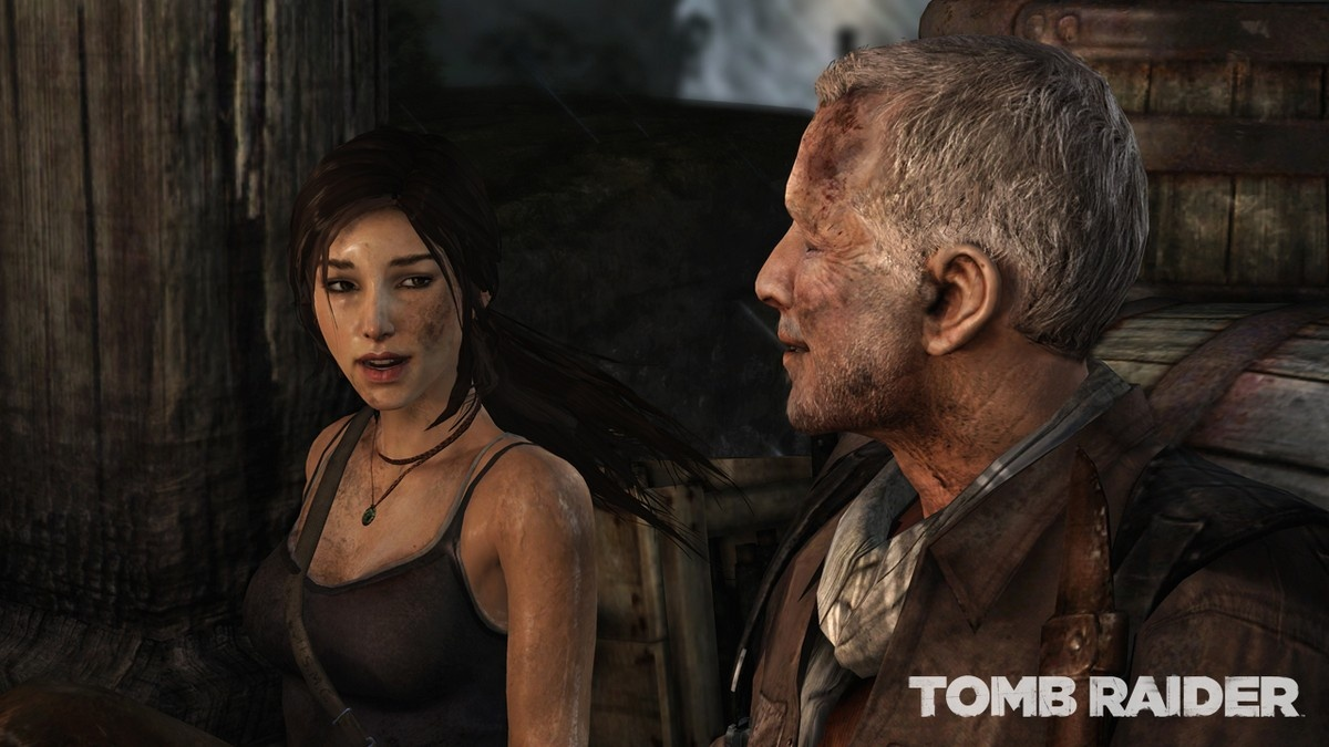 E3 2011: Obrázky z Tomb Raider 44446