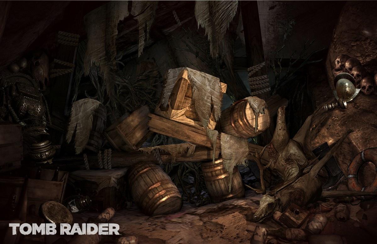 E3 2011: Obrázky z Tomb Raider 44447