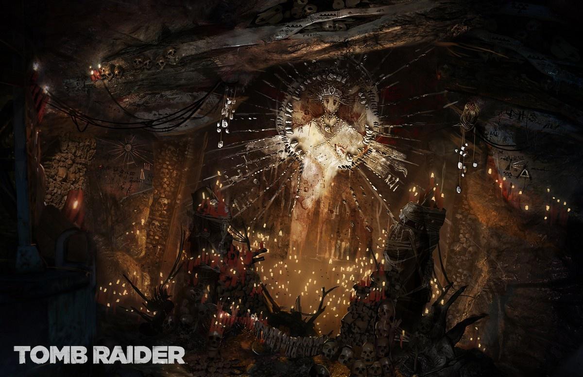 E3 2011: Obrázky z Tomb Raider 44448