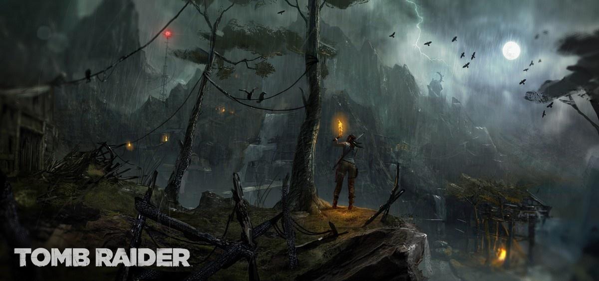 E3 2011: Obrázky z Tomb Raider 44449