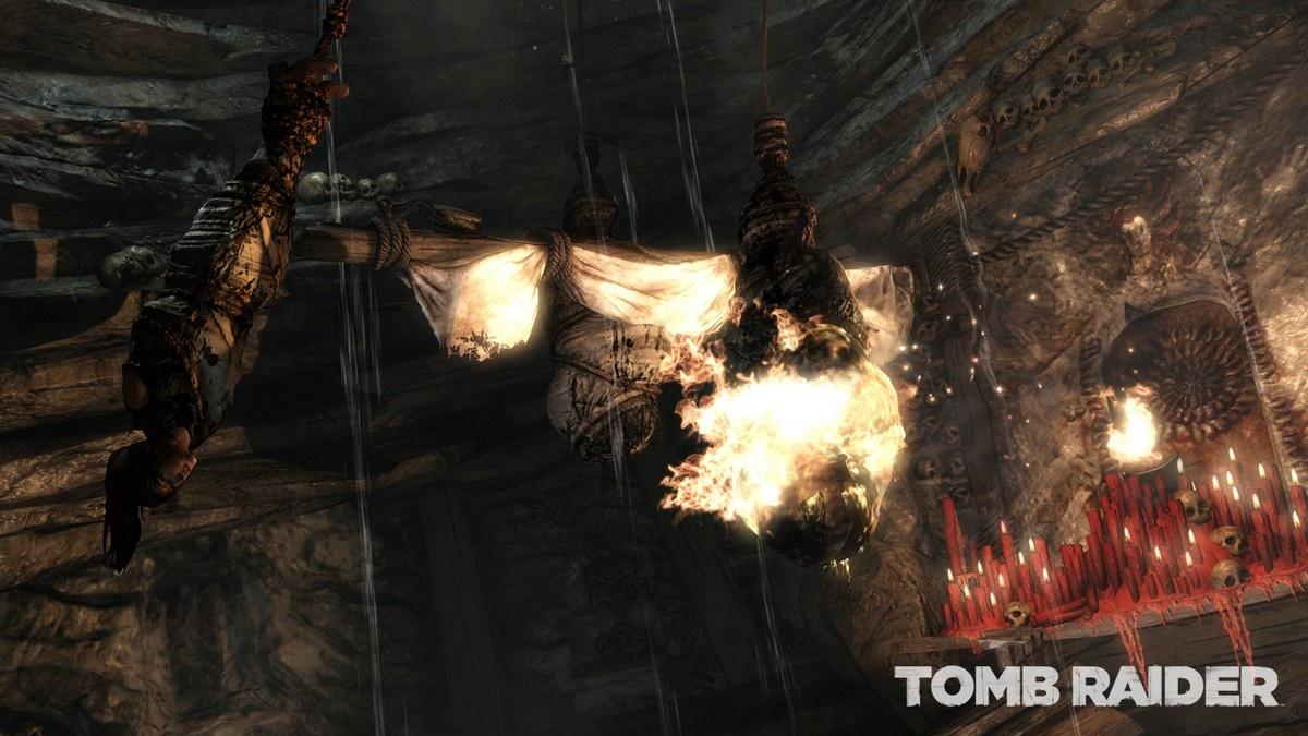 E3 2011: Obrázky z Tomb Raider 44450