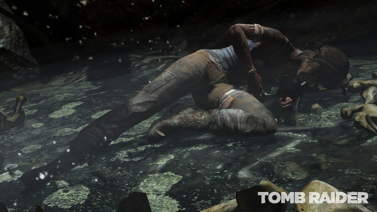 E3 2011: Obrázky z Tomb Raider 44451