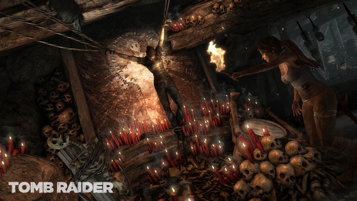E3 2011: Obrázky z Tomb Raider 44452