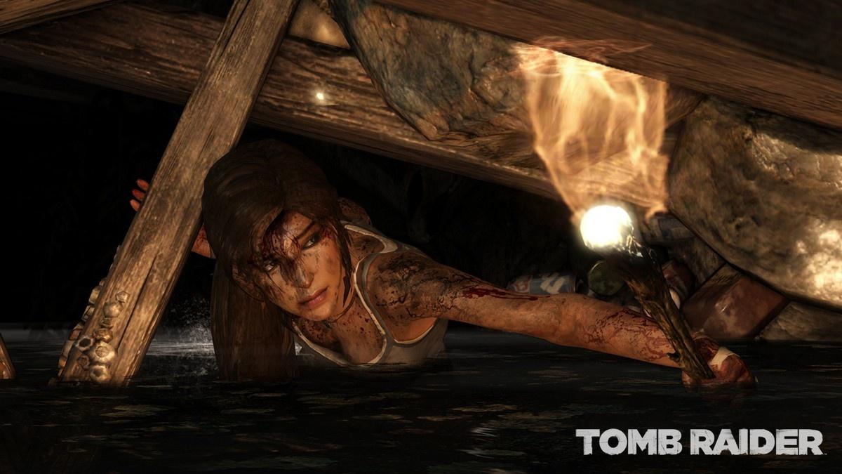 E3 2011: Obrázky z Tomb Raider 44453