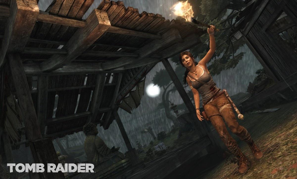 E3 2011: Obrázky z Tomb Raider 44455