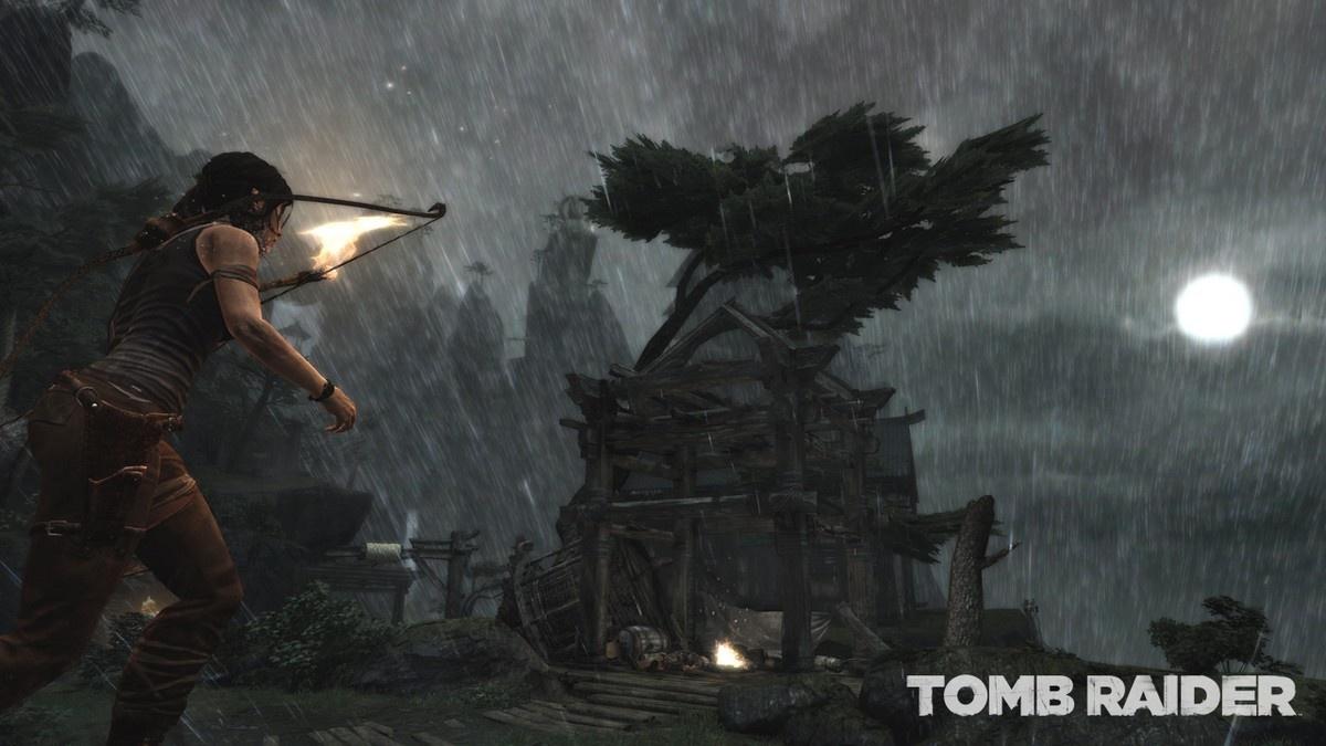 E3 2011: Obrázky z Tomb Raider 44456