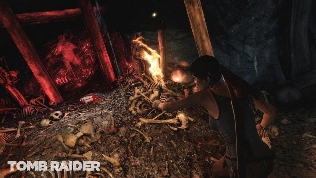 E3 2011: Obrázky z Tomb Raider 44457