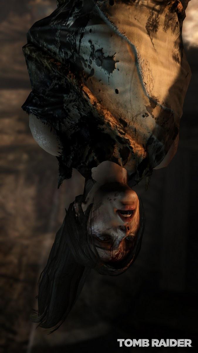 E3 2011: Obrázky z Tomb Raider 44458