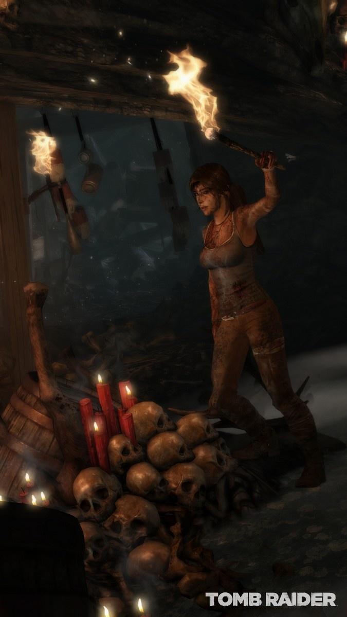 E3 2011: Obrázky z Tomb Raider 44459