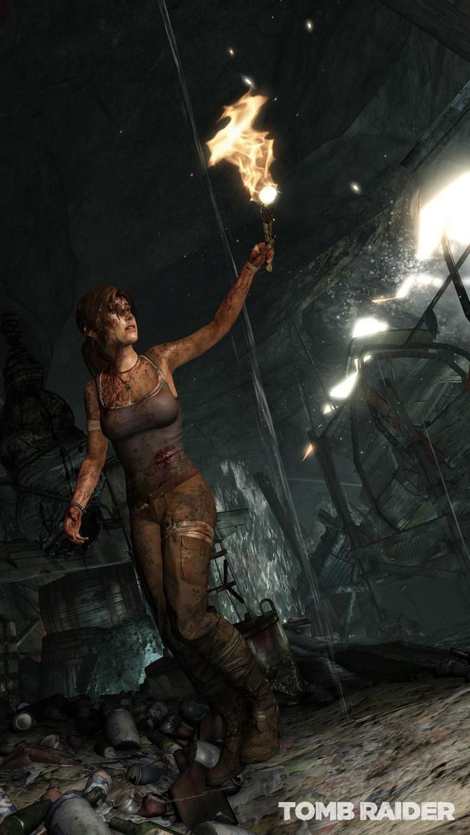 E3 2011: Obrázky z Tomb Raider 44460