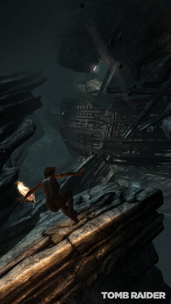 E3 2011: Obrázky z Tomb Raider 44461