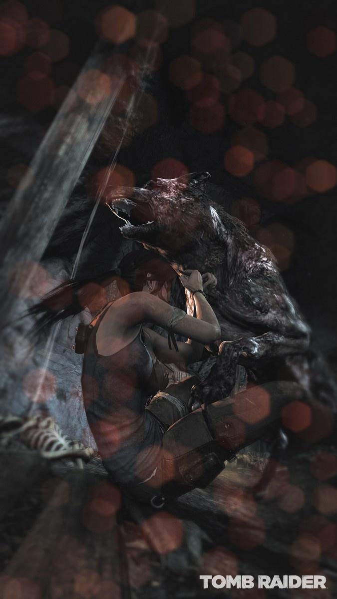 E3 2011: Obrázky z Tomb Raider 44462