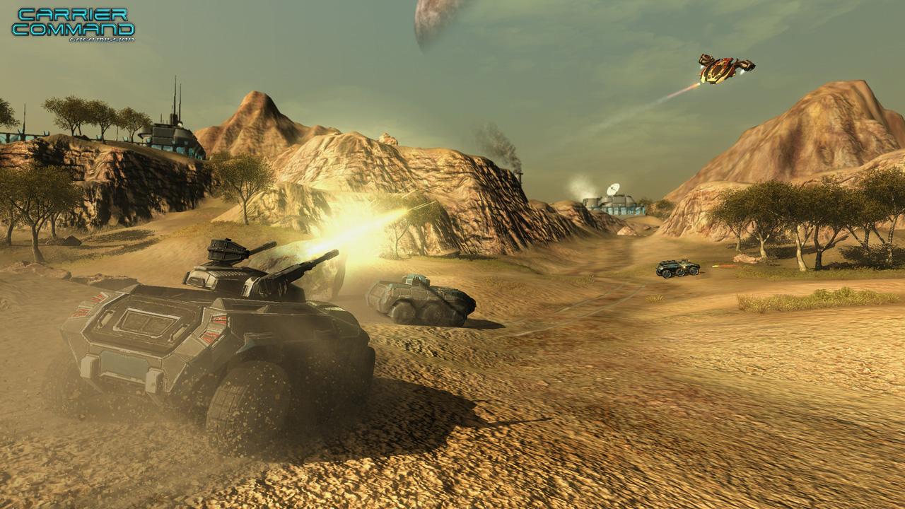 Carrier Command: Gaea Mission – znovu na návštěvě Bohemia Interactive 44478