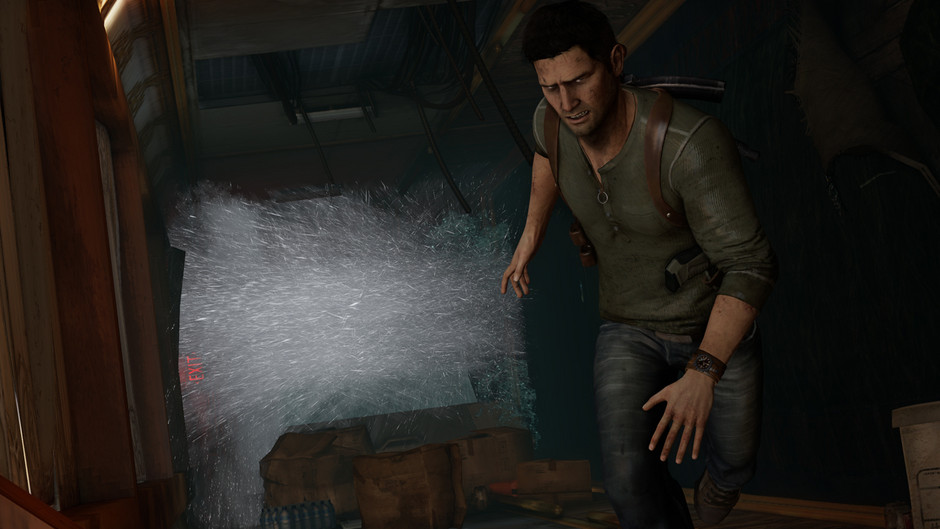 E3 2011: Nové obrázky z Uncharted 3 44574