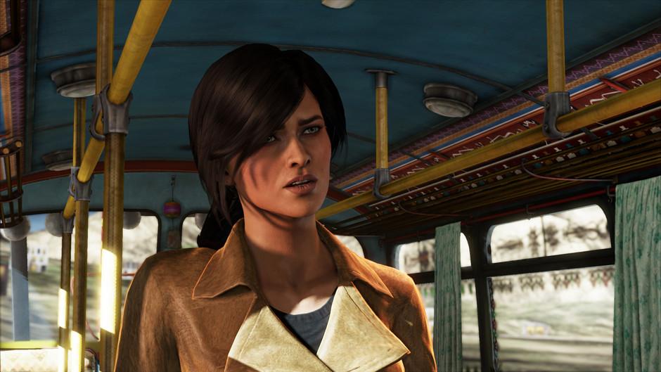 E3 2011: Nové obrázky z Uncharted 3 44575