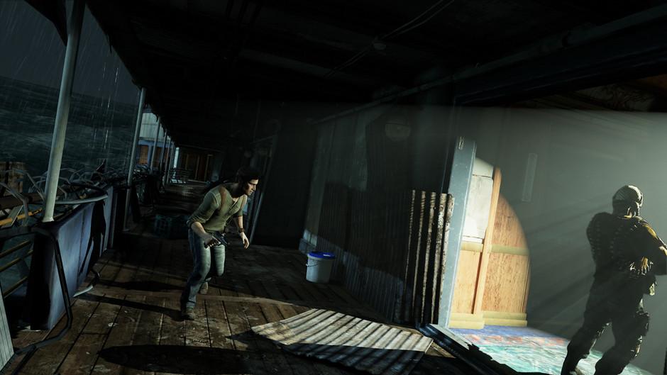 E3 2011: Nové obrázky z Uncharted 3 44576