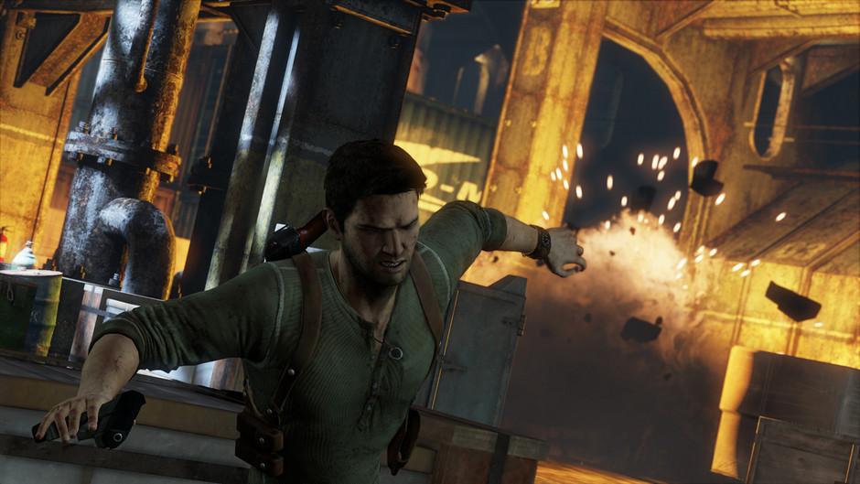E3 2011: Nové obrázky z Uncharted 3 44578