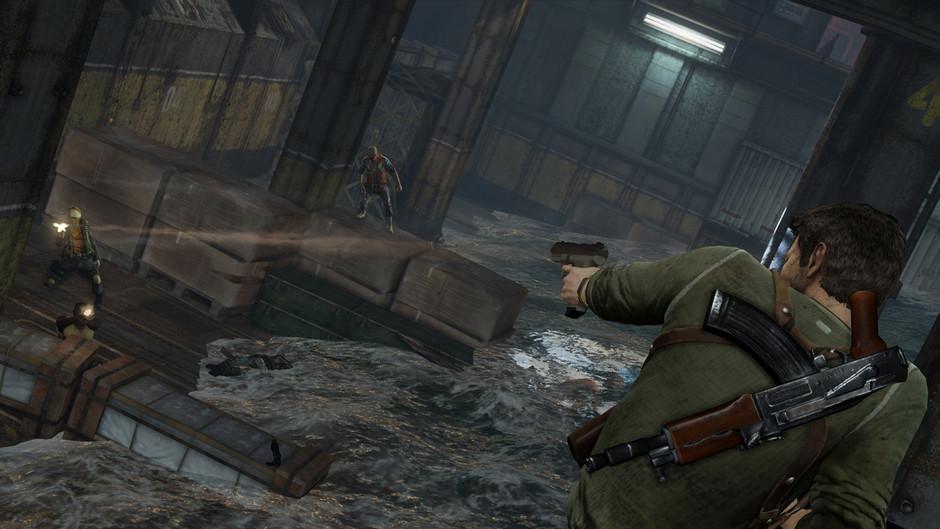 E3 2011: Nové obrázky z Uncharted 3 44579