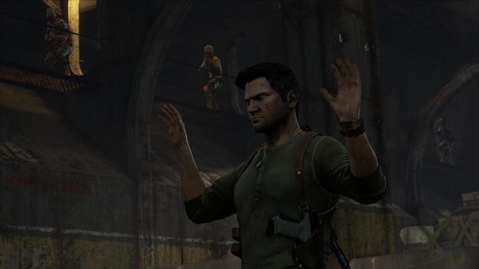E3 2011: Nové obrázky z Uncharted 3 44581