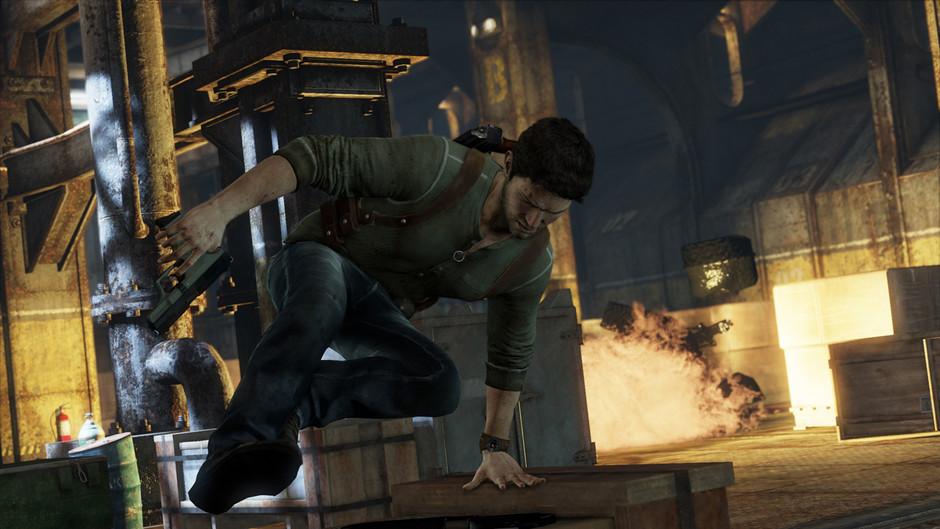 E3 2011: Nové obrázky z Uncharted 3 44582