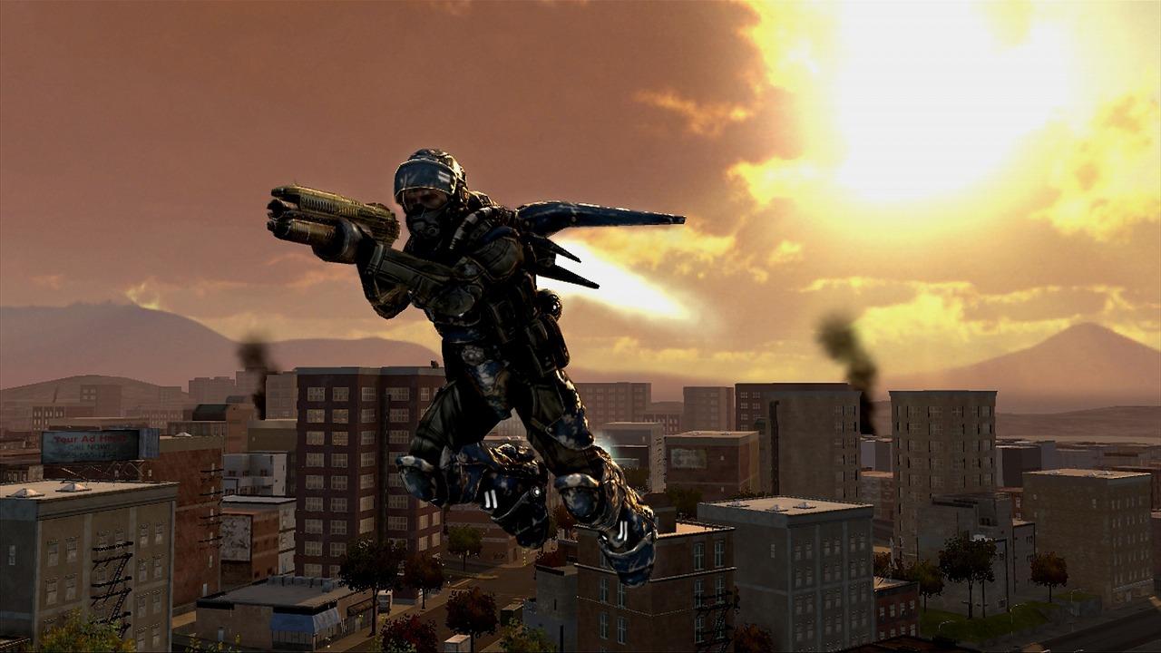 Earth Defense Force: Insect Armageddon – čím větší nepřátelé, tím více střílení 44648